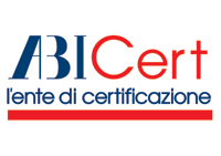 logo ABICert Ente di Certificazione Ispezione Formazione